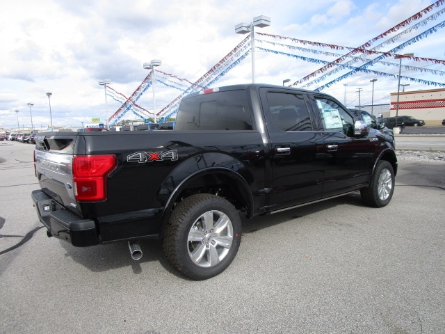 2018 F-150 Crew Cab 4x4 Pickup #80058 - photo 2