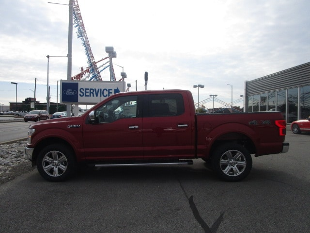 2018 F-150 Crew Cab 4x4 Pickup #80097 - photo 25