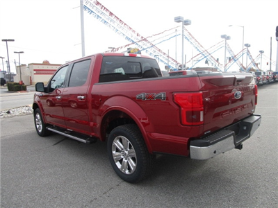 2018 F-150 Crew Cab 4x4 Pickup #80097 - photo 23