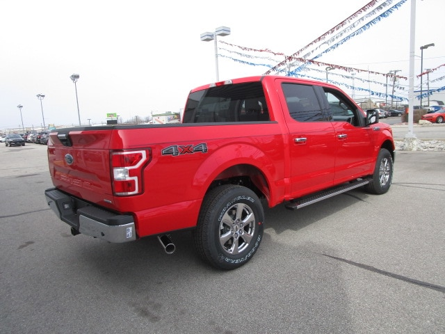 2018 F-150 SuperCrew Cab 4x4, Pickup #80384 - photo 2