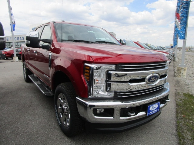 2018 F-250 Crew Cab 4x4,  Pickup #80393 - photo 5