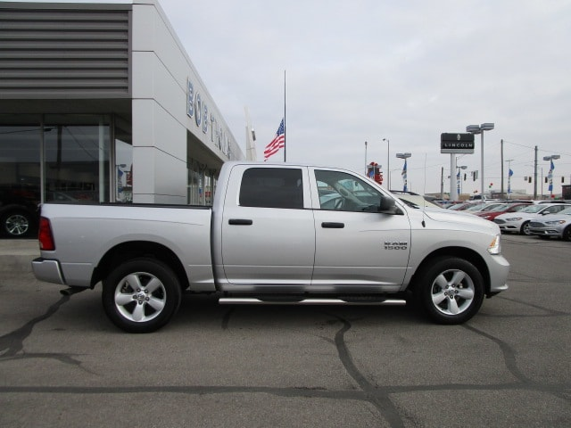 2015 Ram 1500 Crew Cab 4x4,  Pickup #80555B - photo 17