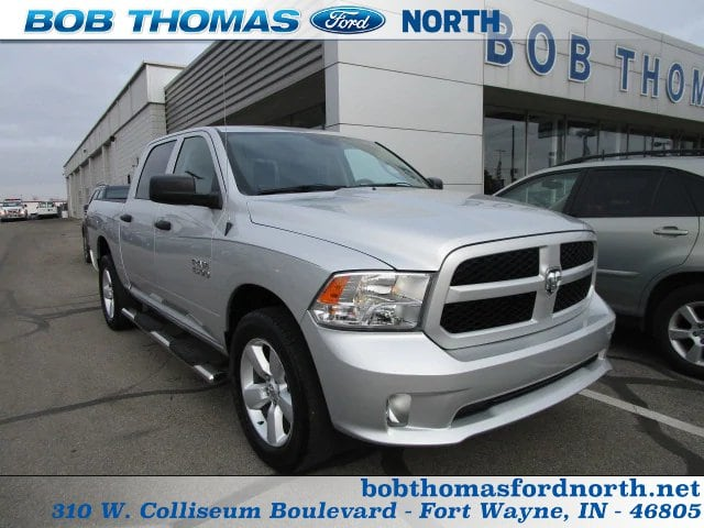 2015 Ram 1500 Crew Cab 4x4,  Pickup #80555B - photo 2