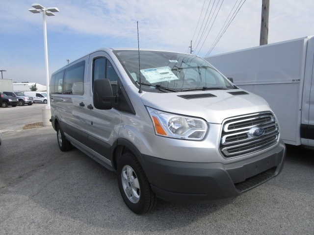 2018 Transit 350 Low Roof 4x2,  Passenger Wagon #80646 - photo 5