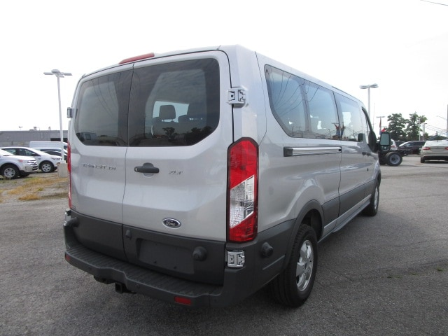 2018 Transit 350 Low Roof 4x2,  Passenger Wagon #80646 - photo 2