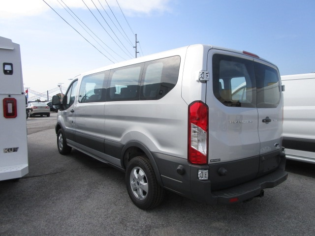 2018 Transit 350 Low Roof 4x2,  Passenger Wagon #80646 - photo 4