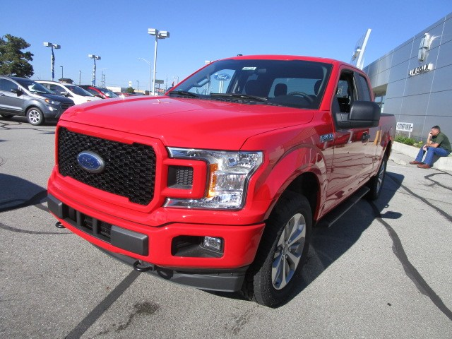2018 F-150 Super Cab 4x4,  Pickup #80718 - photo 1