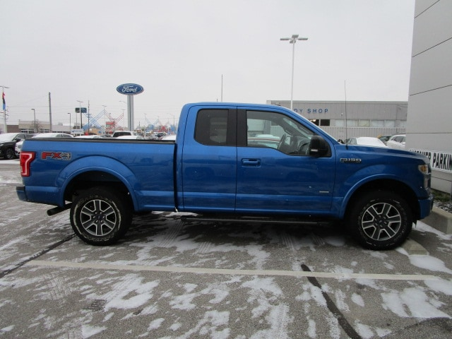 2015 F-150 Super Cab 4x4,  Pickup #80811A - photo 19