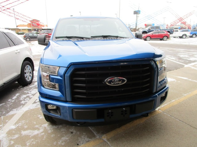 2015 F-150 Super Cab 4x4,  Pickup #80811A - photo 21