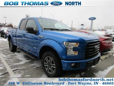 2015 F-150 Super Cab 4x4,  Pickup #80811A - photo 1