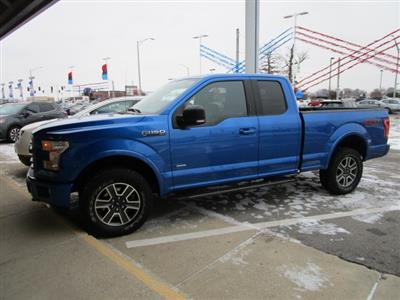 2015 F-150 Super Cab 4x4,  Pickup #80811A - photo 3