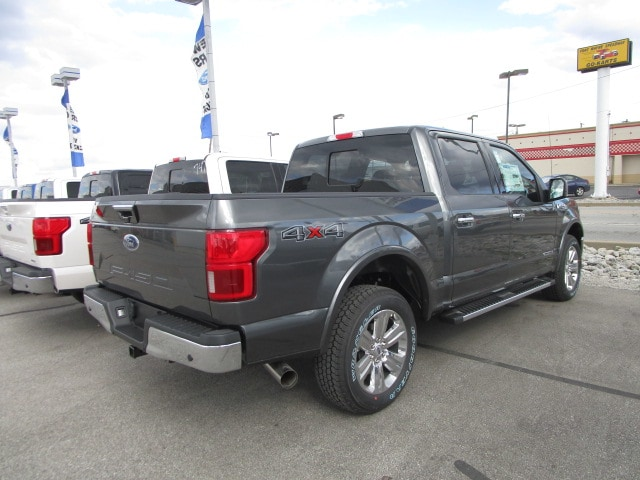 2018 F-150 SuperCrew Cab 4x4,  Pickup #80815 - photo 2