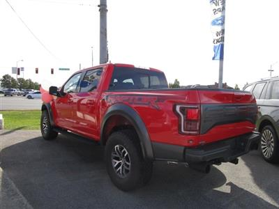 2018 F-150 SuperCrew Cab 4x4,  Pickup #80822 - photo 2