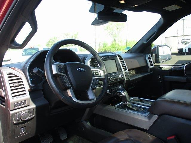2015 F-150 SuperCrew Cab 4x4,  Pickup #80878A - photo 23