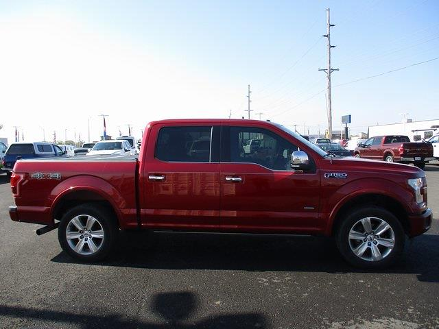 2015 F-150 SuperCrew Cab 4x4,  Pickup #80878A - photo 2