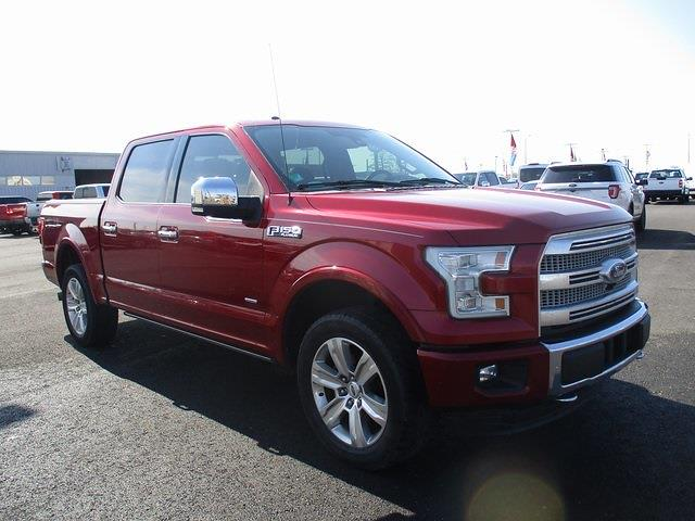 2015 F-150 SuperCrew Cab 4x4,  Pickup #80878A - photo 26