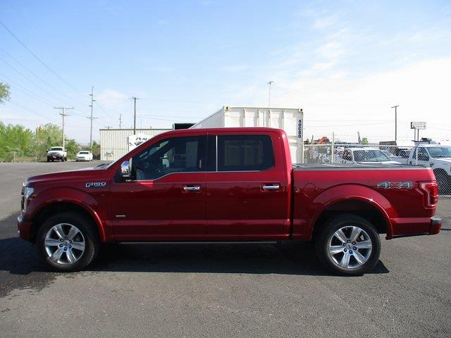 2015 F-150 SuperCrew Cab 4x4,  Pickup #80878A - photo 27