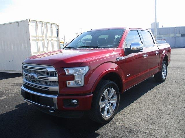 2015 F-150 SuperCrew Cab 4x4,  Pickup #80878A - photo 3