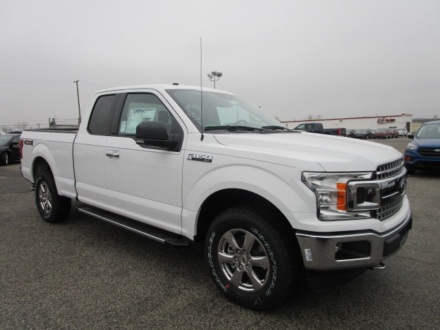 2018 F-150 Super Cab 4x4,  Pickup #80903 - photo 3