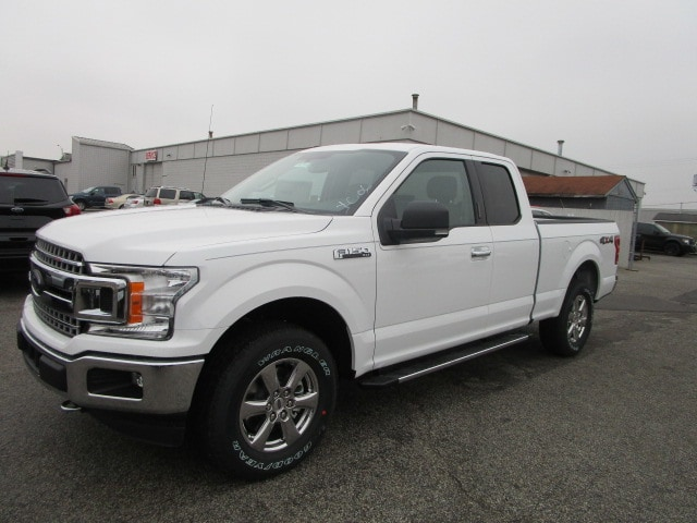 2018 F-150 Super Cab 4x4,  Pickup #80903 - photo 1