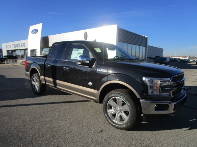 2019 F-150 SuperCrew Cab 4x4,  Pickup #90131 - photo 3