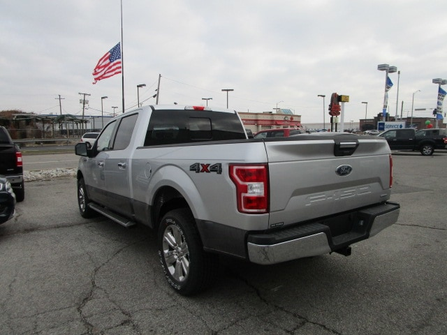 2019 F-150 SuperCrew Cab 4x4,  Pickup #90146 - photo 2