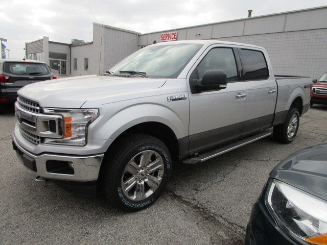 2019 F-150 SuperCrew Cab 4x4,  Pickup #90146 - photo 1