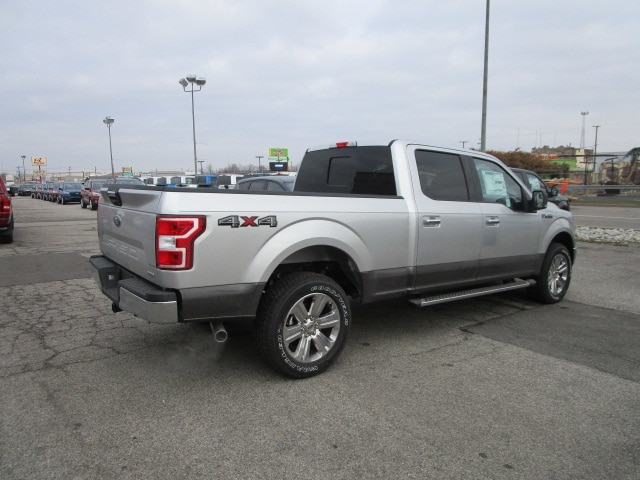 2019 F-150 SuperCrew Cab 4x4,  Pickup #90146 - photo 4