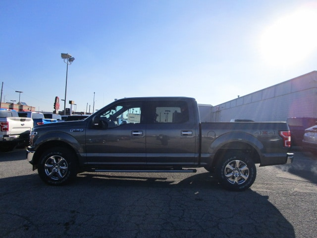 2019 F-150 SuperCrew Cab 4x4,  Pickup #90155 - photo 22