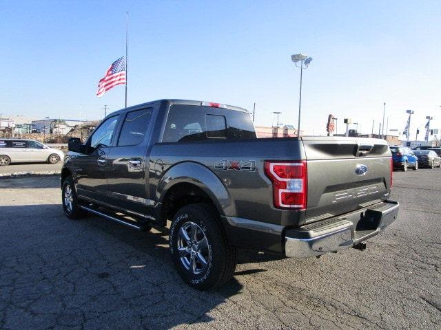2019 F-150 SuperCrew Cab 4x4,  Pickup #90155 - photo 4