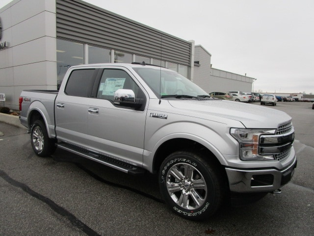 2019 F-150 SuperCrew Cab 4x4,  Pickup #90172 - photo 5