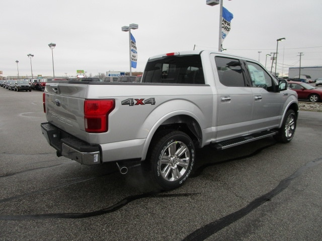 2019 F-150 SuperCrew Cab 4x4,  Pickup #90172 - photo 2