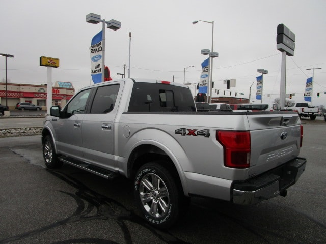 2019 F-150 SuperCrew Cab 4x4,  Pickup #90172 - photo 4