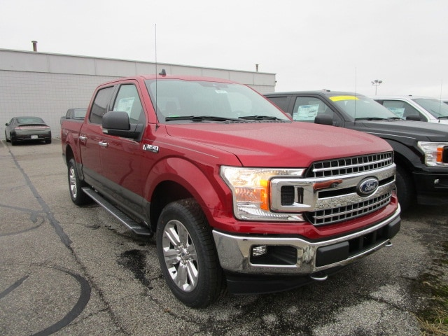 2019 F-150 SuperCrew Cab 4x4,  Pickup #90176 - photo 3