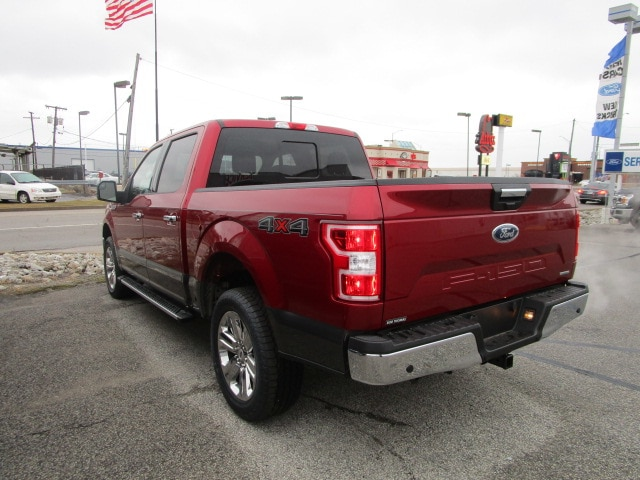 2019 F-150 SuperCrew Cab 4x4,  Pickup #90176 - photo 20