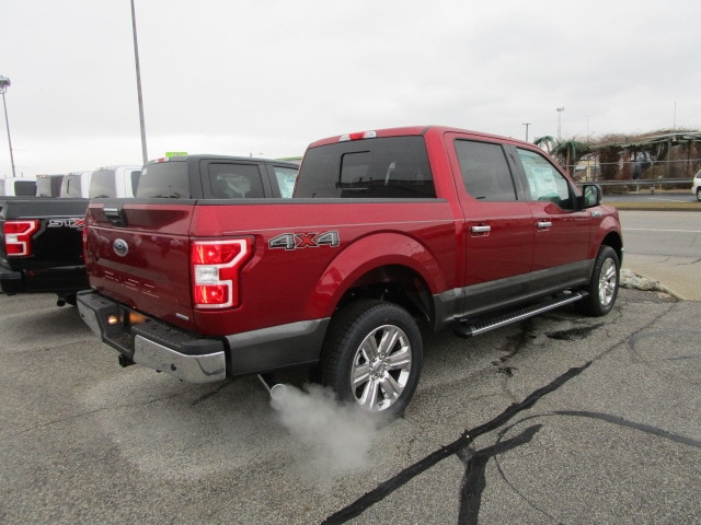 2019 F-150 SuperCrew Cab 4x4,  Pickup #90176 - photo 2