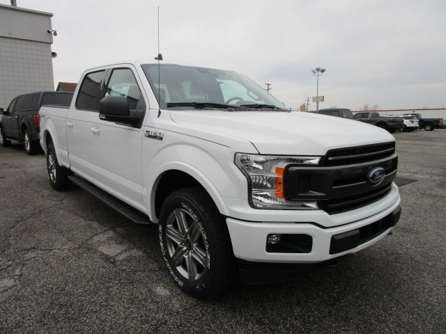 2019 F-150 SuperCrew Cab 4x4,  Pickup #90177 - photo 5