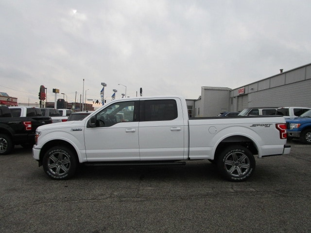 2019 F-150 SuperCrew Cab 4x4,  Pickup #90177 - photo 21