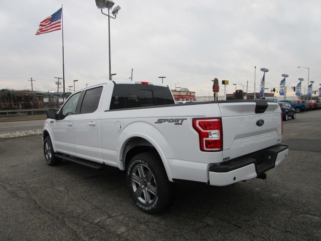 2019 F-150 SuperCrew Cab 4x4,  Pickup #90177 - photo 4