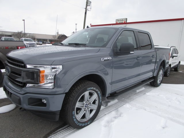 2019 F-150 SuperCrew Cab 4x4,  Pickup #90197 - photo 3
