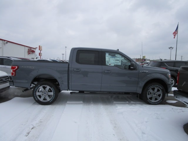 2019 F-150 SuperCrew Cab 4x4,  Pickup #90197 - photo 21