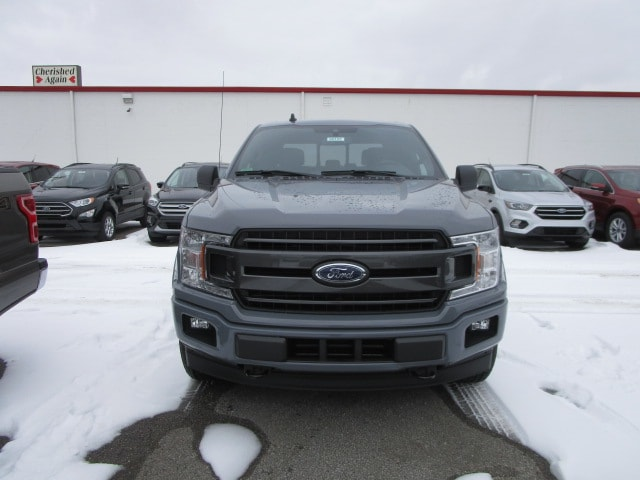 2019 F-150 SuperCrew Cab 4x4,  Pickup #90197 - photo 23