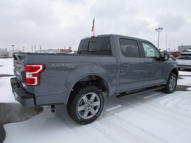 2019 F-150 SuperCrew Cab 4x4,  Pickup #90197 - photo 2