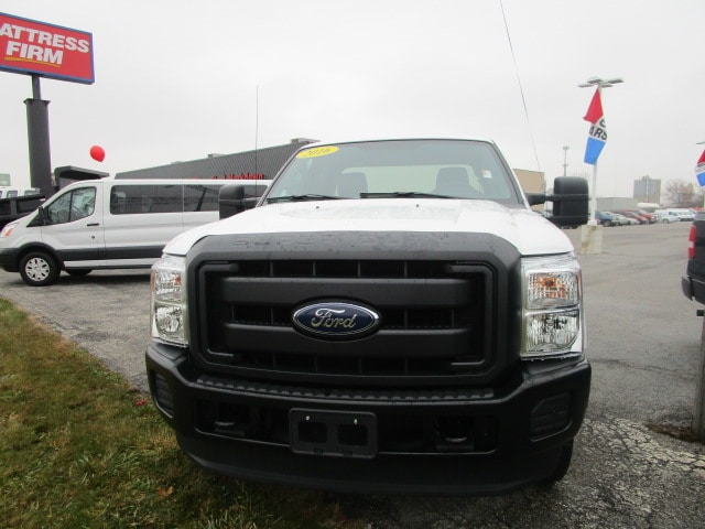 2016 F-250 Super Cab 4x4 Pickup #9779 - photo 18