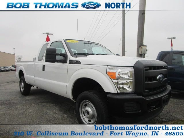 2016 F-250 Super Cab 4x4 Pickup #9779 - photo 1