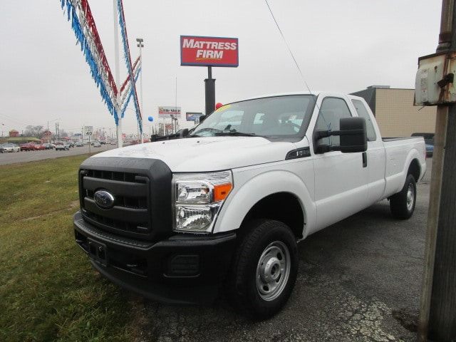 2016 F-250 Super Cab 4x4 Pickup #9779 - photo 4