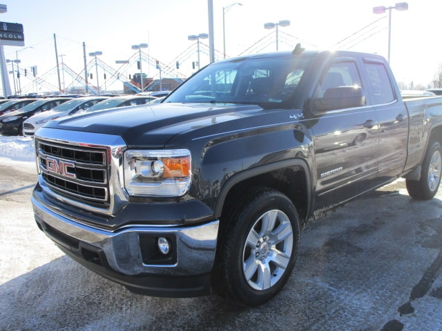 2015 Sierra 1500 Double Cab 4x4 Pickup #9783 - photo 7