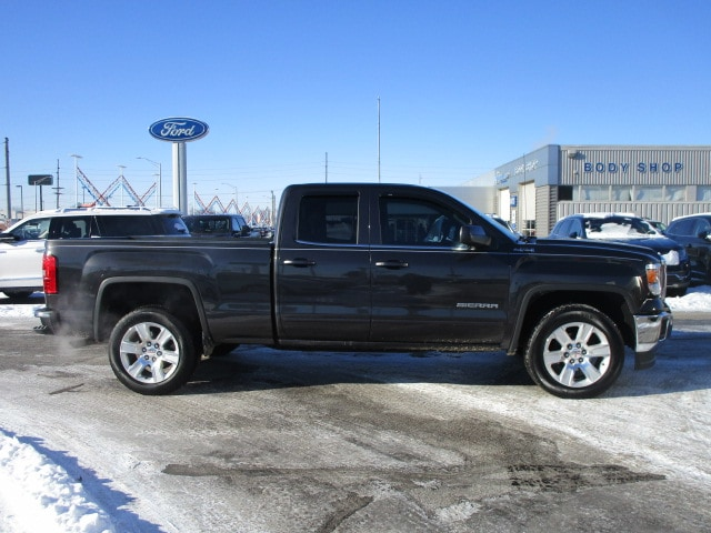 2015 Sierra 1500 Double Cab 4x4 Pickup #9783 - photo 5