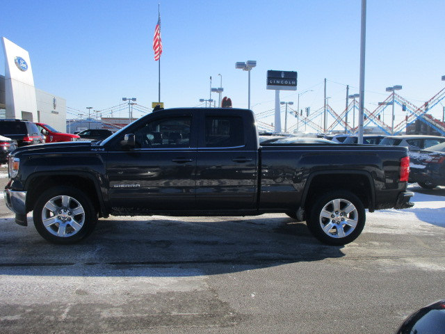 2015 Sierra 1500 Double Cab 4x4 Pickup #9783 - photo 6