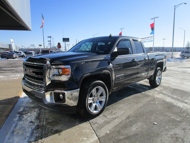 2015 Sierra 1500 Double Cab 4x4 Pickup #9783 - photo 4